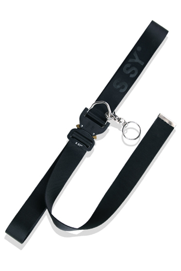 cobra buckle utility belt & oring key holder