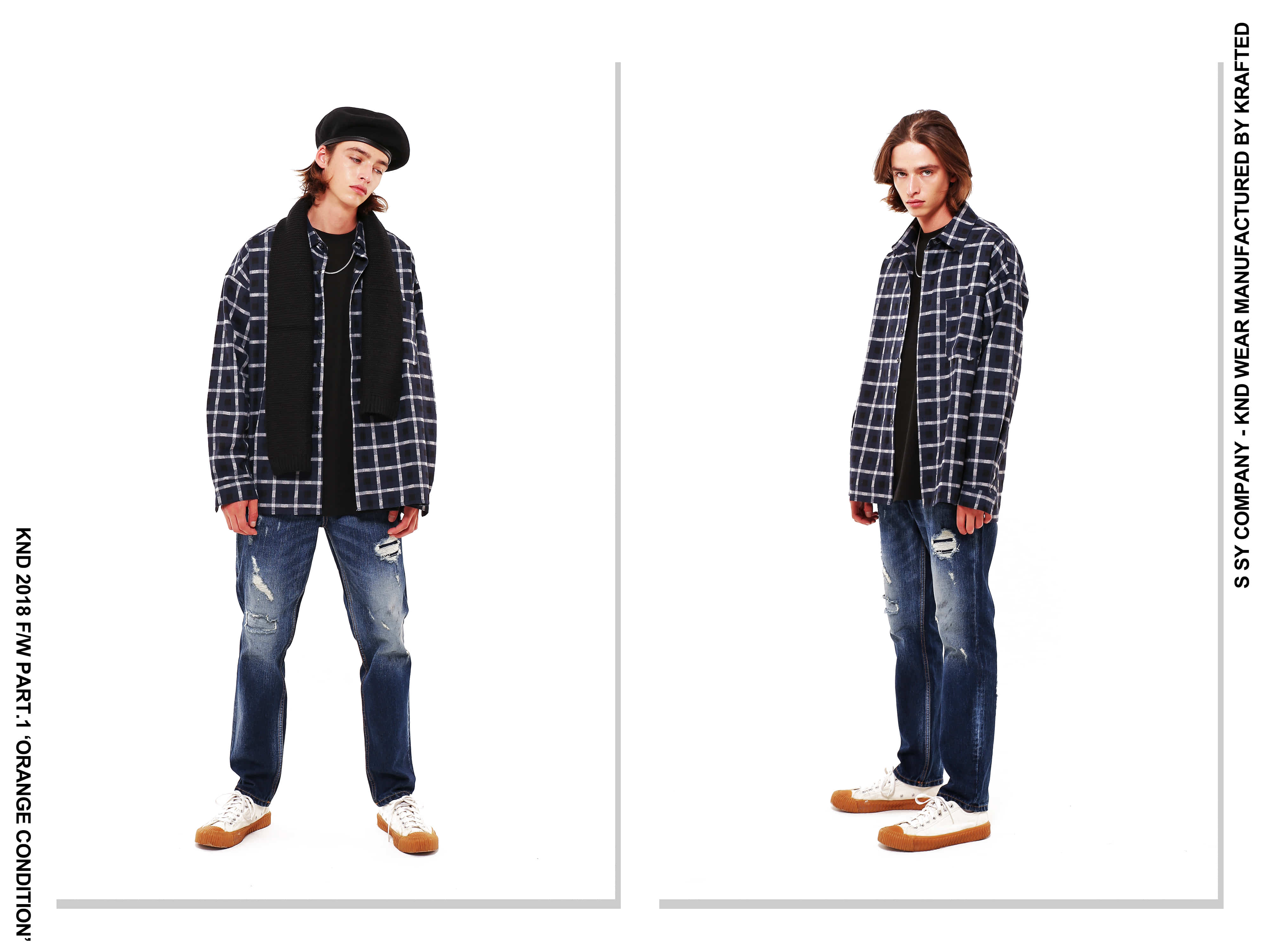 KND 18 A/W LOOKBOOK PART.1