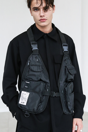 ULTRA UTILITY COMPLICATED VEST