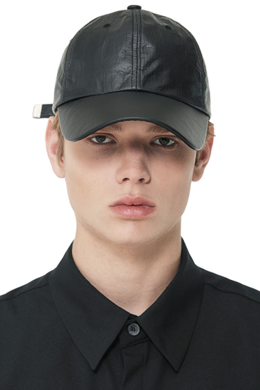 self control algorism cap black